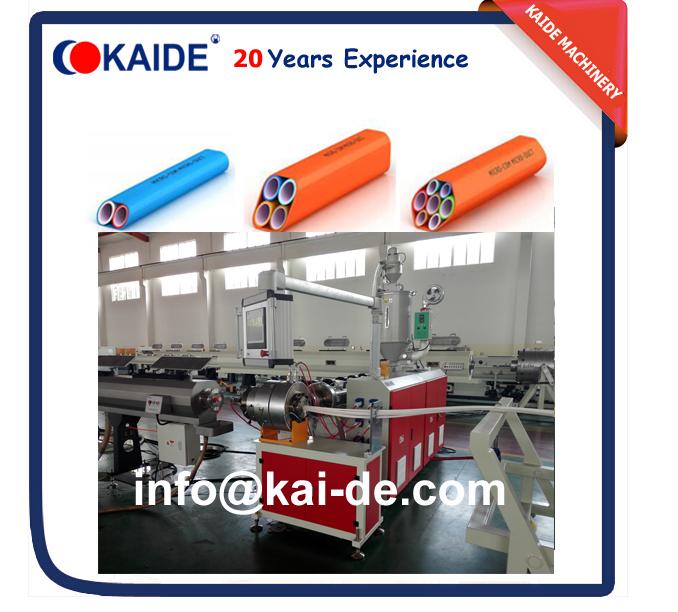 China KAIDE Microduct Bundle Making Machine