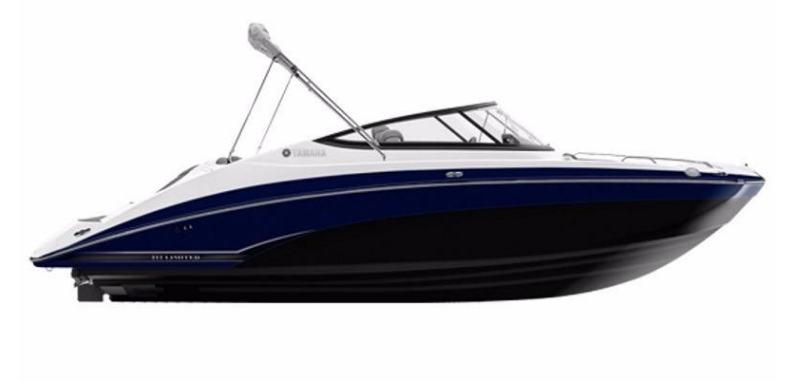 New 2017 Yamaha 212 Limited 21 feet Sport Boat