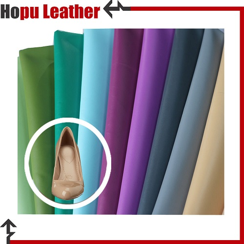 hot sale vegan rexine leather factory price for shoes insole