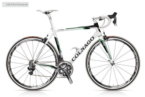 COLNAGO C59 Carbon Fiber Road Bike Frames