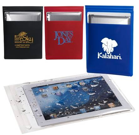 zip top PVC waterproof bag for tablet//waterproof plastic bag/wholesale PVC waterproof bag