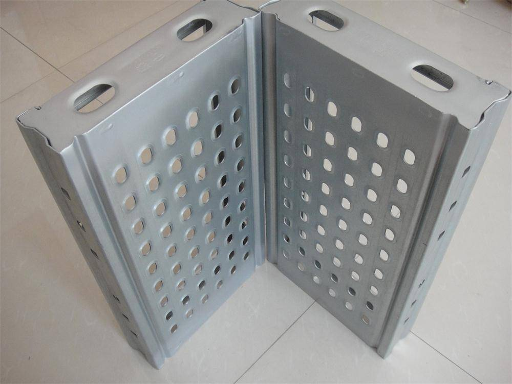 galvanized steel plank for scaffolding