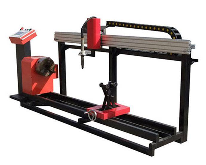 Tube and pipe CNC cutting machine