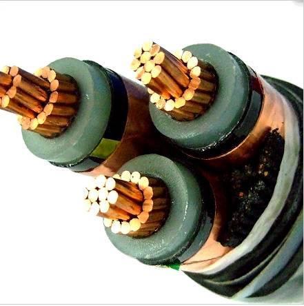 10kV 3 cores 240mm YJV medium voltage cable