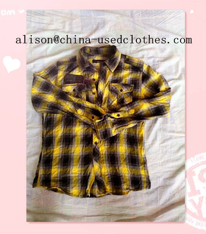 best-selling used men shirts