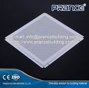 2016 Aluminum types of false ceiling boards