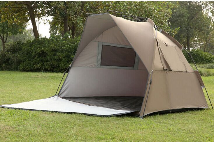 Extra large Beach Tent Easy to Set Up Automatic Tent