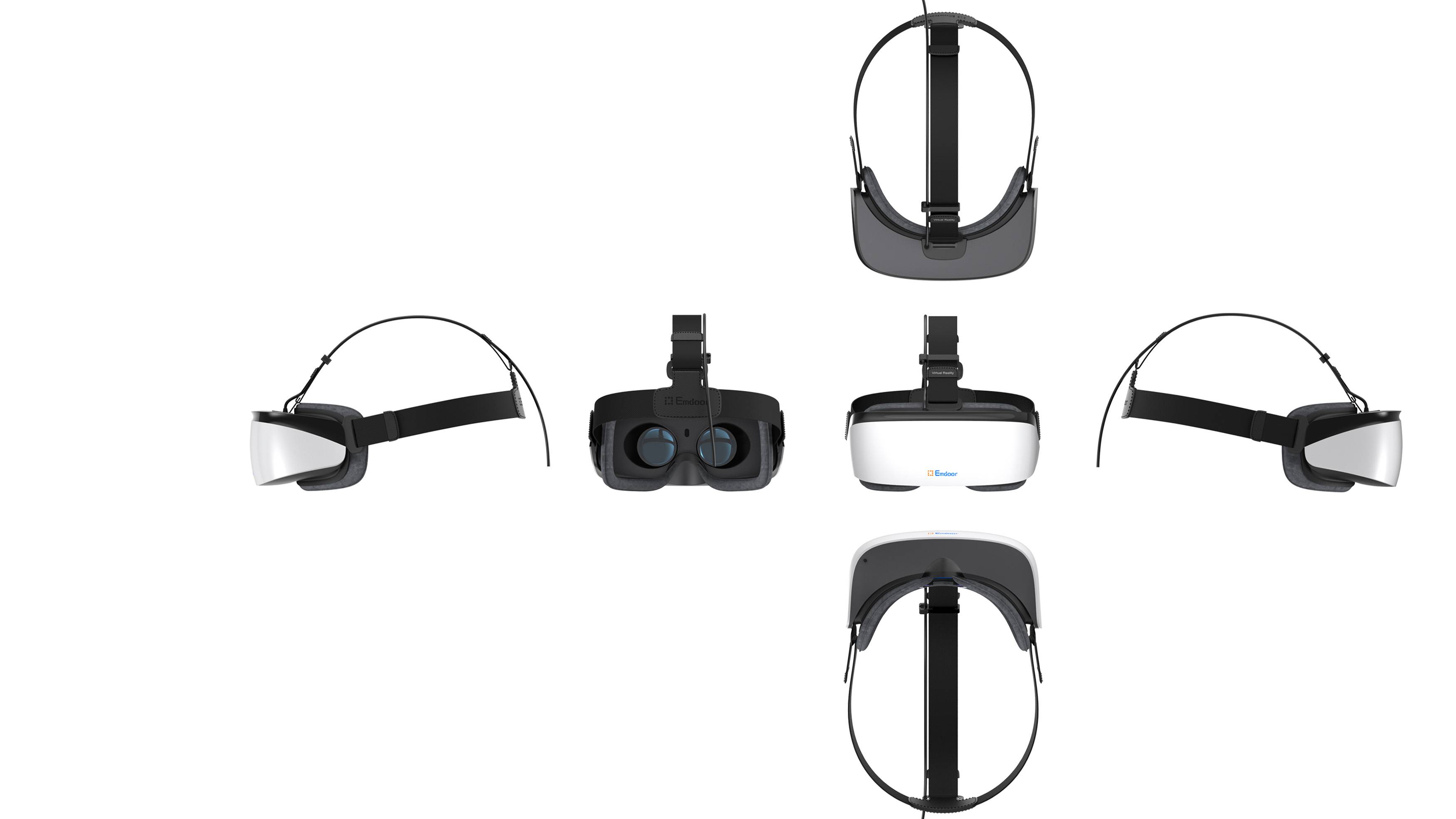 HDMI Android 5.1 5.5 inch 3D Virtual Reality 3d Glasses