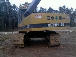 Used CAT 200B Crawler Excavator