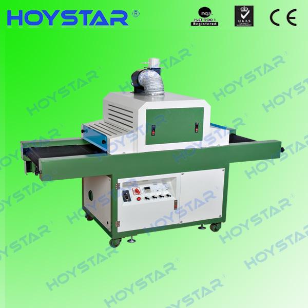 GW-UV500 Conveyor UV Dryer for hanging calender