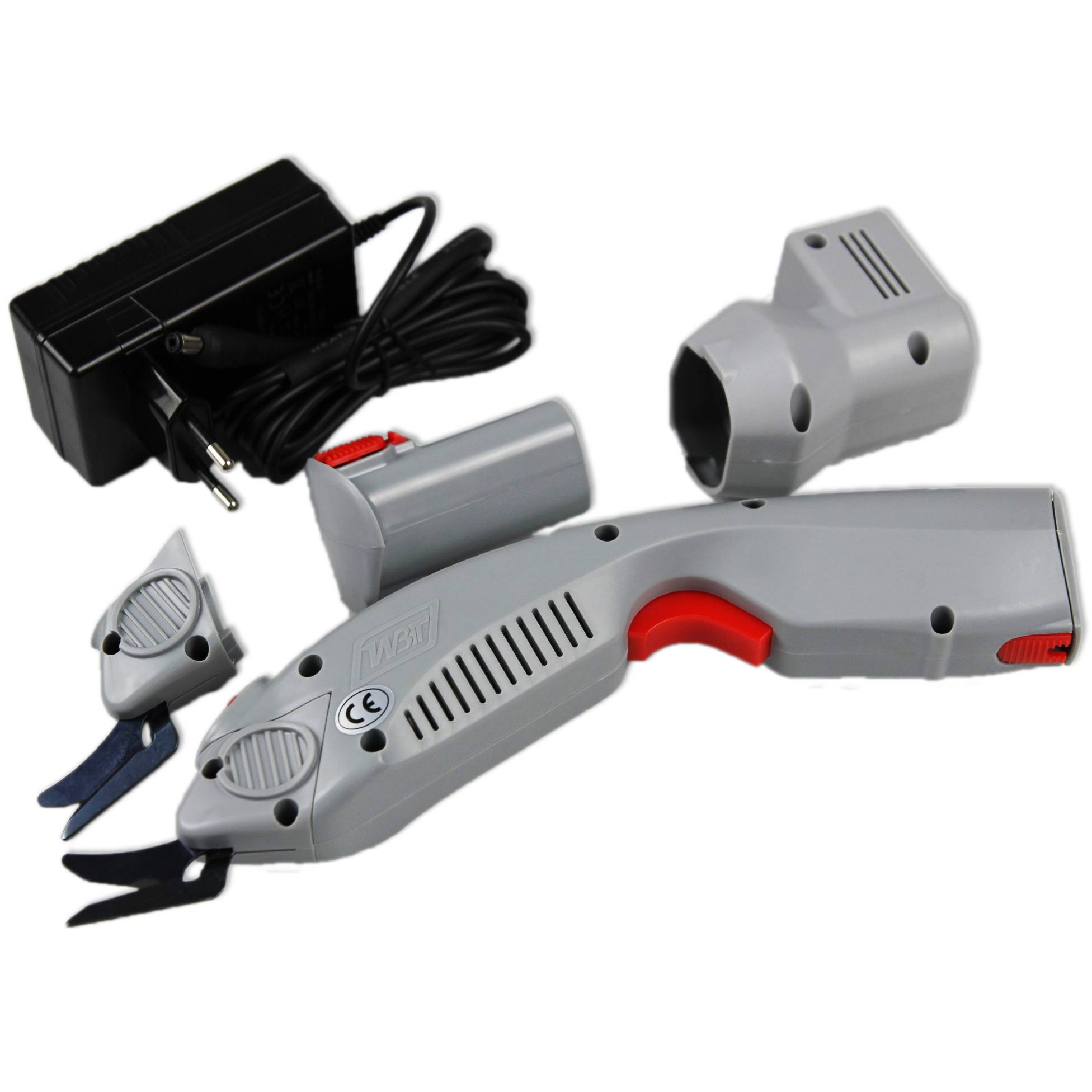 Battery cordless electric scissors