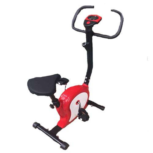 JDL Fitness upright exercise bike