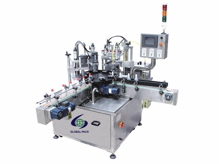 GP-9888 Automatic Filling and Capping machine for chemical pharmaceutical
