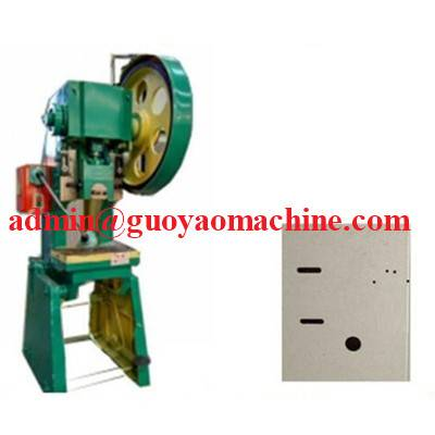 lever arch file punching machine