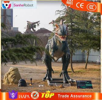 Decorations 2017 life-size robotic remote control allosauria dinosaur,Allosauria dino