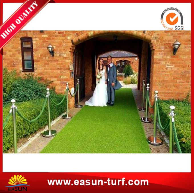 Landscape Wedding Artificial Turf for Garden Court-MY