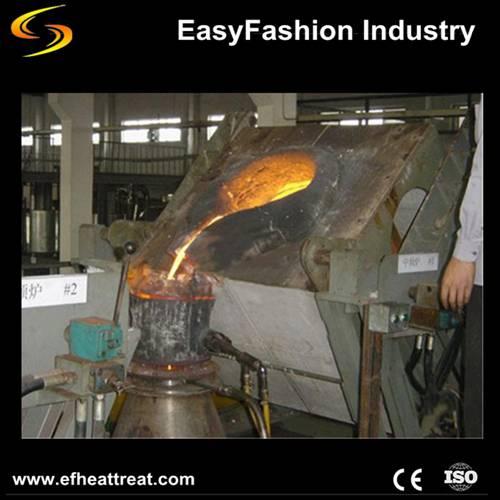 Induction Furnace VIM Vacuum Induction Melting Furnace