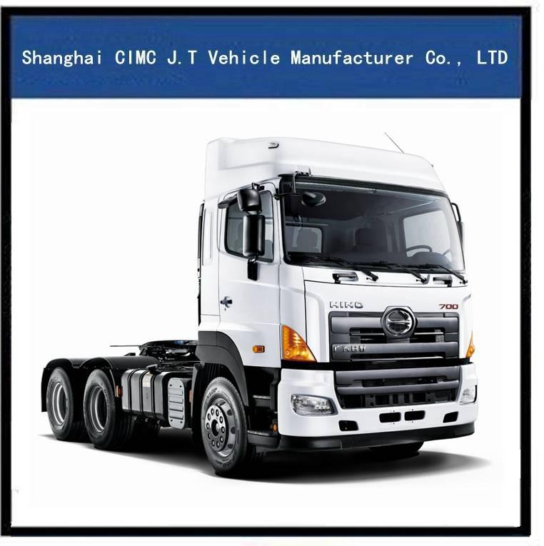 Hino Tractor Head/Prime Mover 6X4