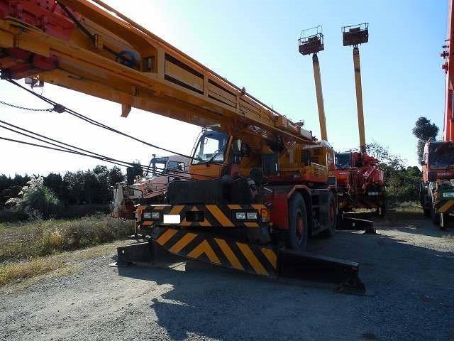1996 TADANO 25 ton rough rerrain crane crevo TR-250M-6 Origin JAPAN Location JAPAN
