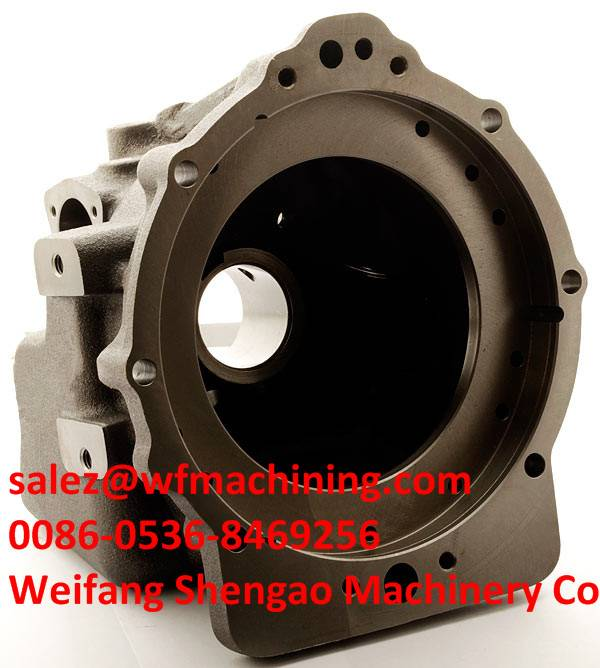 OEM Cast Iron Foundry Parts Sand Casting with SGS Certified