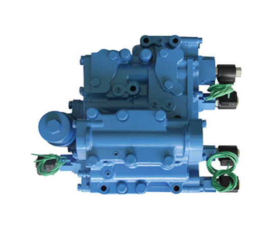 Electro-hydraulic variable speed control valve 4W1