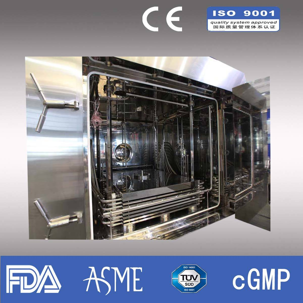 Freeze dryer/ Pharmaceutical freeze dryer/ industrial freeze dryer/Capacity 500kg