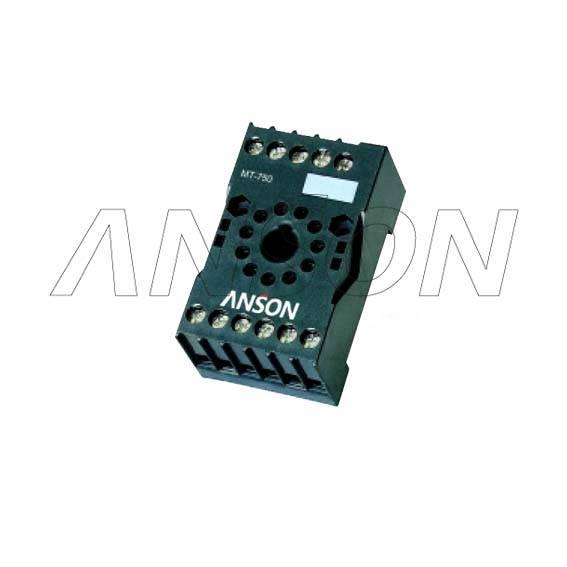 MT-750-3Z Relay Socket
