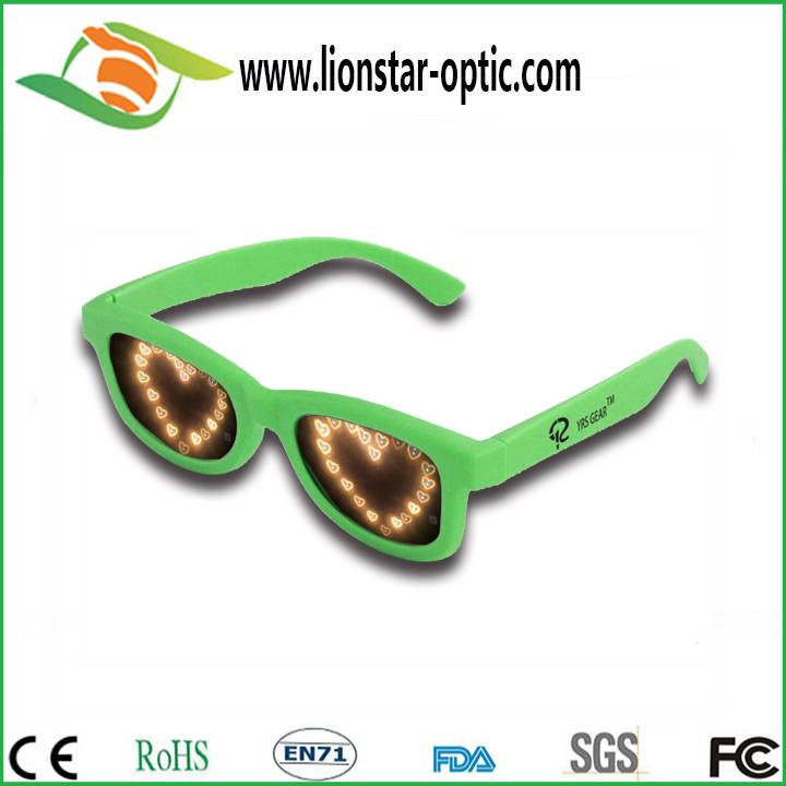 factory direct cheapest 3D fireworks glasses for firewors show