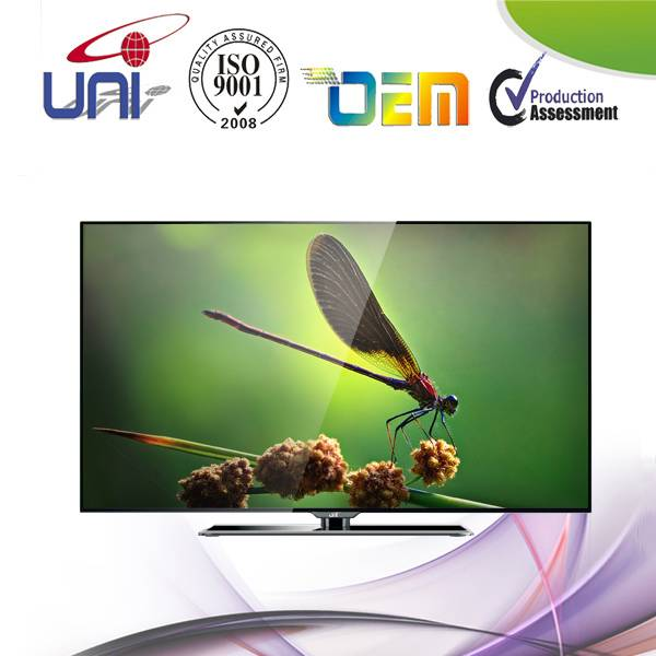 Songtian 58inch LED Digtal TV with HD Internet online Video playing