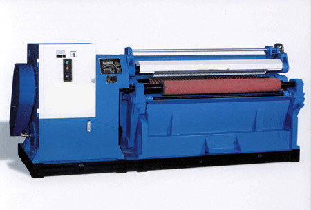 Hide finishing machine