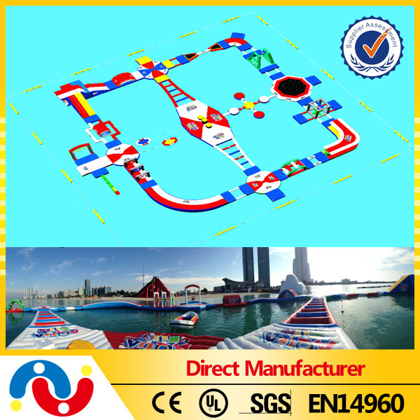 inflatable floating water park,aqua park,water sports