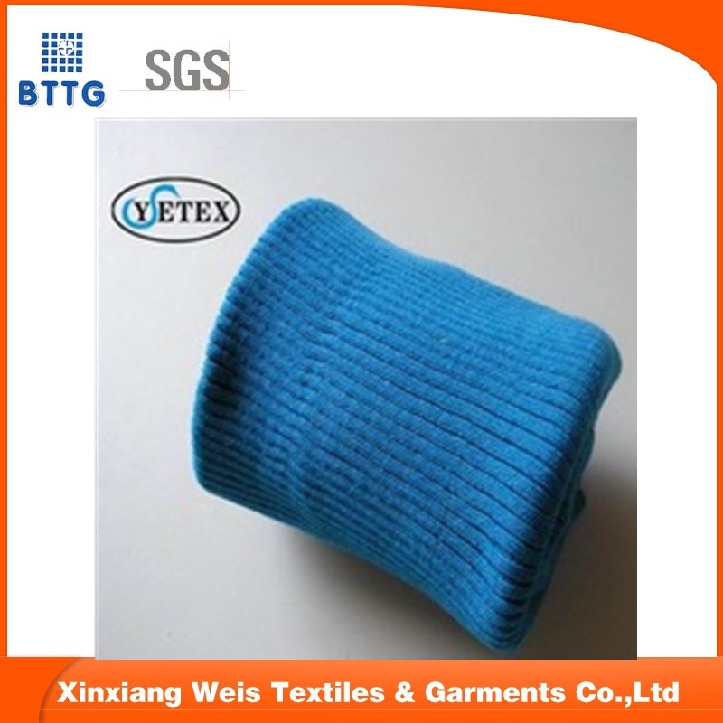 fire retardant ribbing cuff