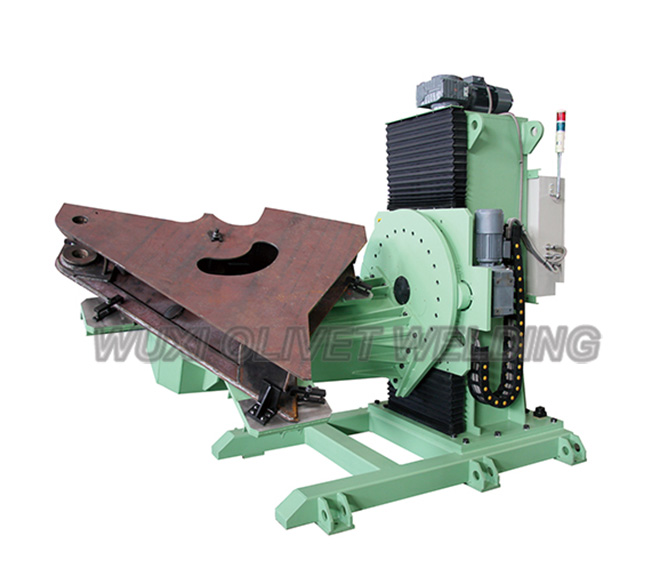 L Type Three-Axis Welding Positioner - SLBT Series
