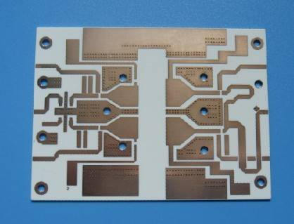 Double sided PCB (RO4350B)
