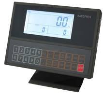 PC66 weighing indicator