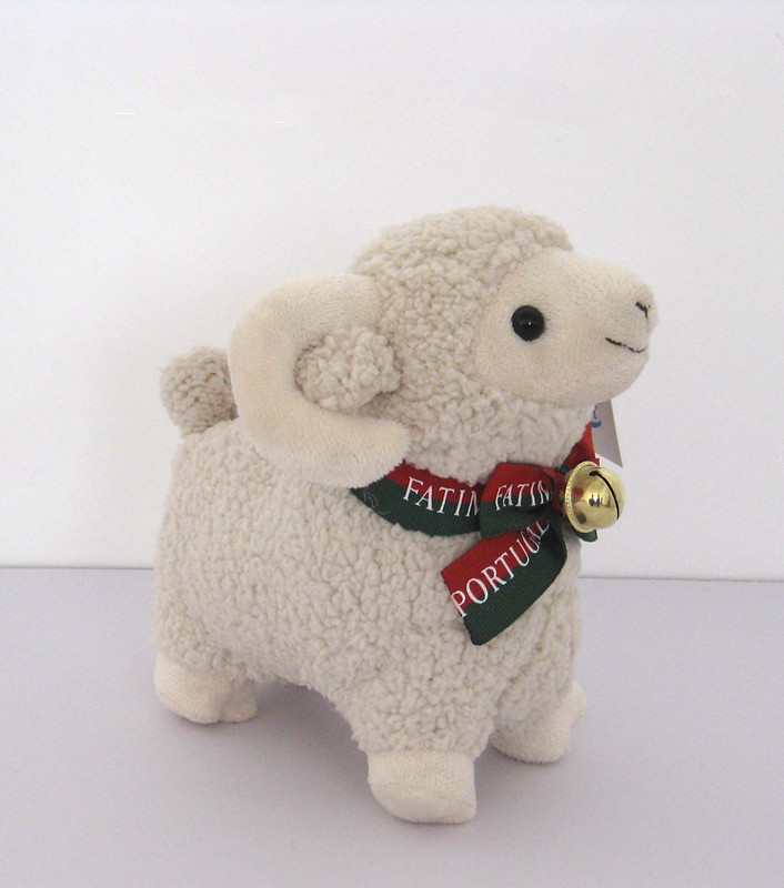 lovely small sheep plush toys  CZ-TC-02