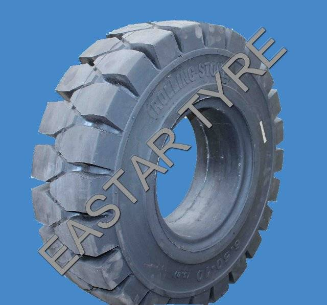 Competitive price Solid Tire Forklift Tyre23*9-10