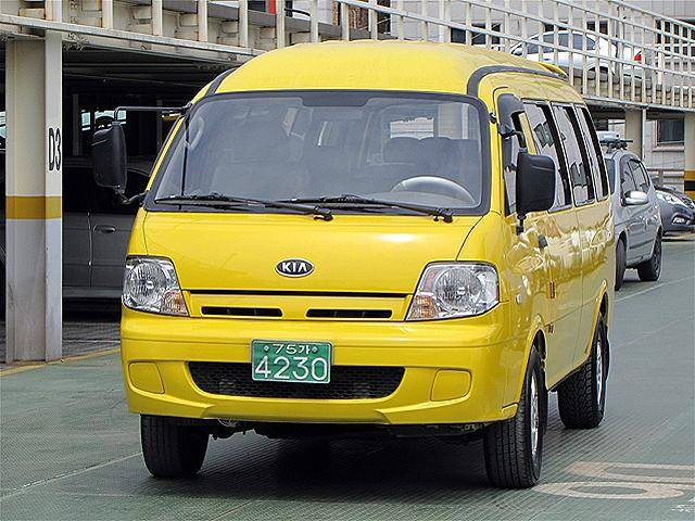 Kia used Mini Bus