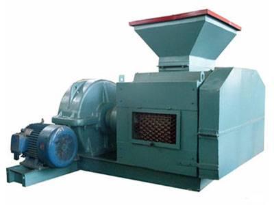 Desulfurized gypsum ball press machine
