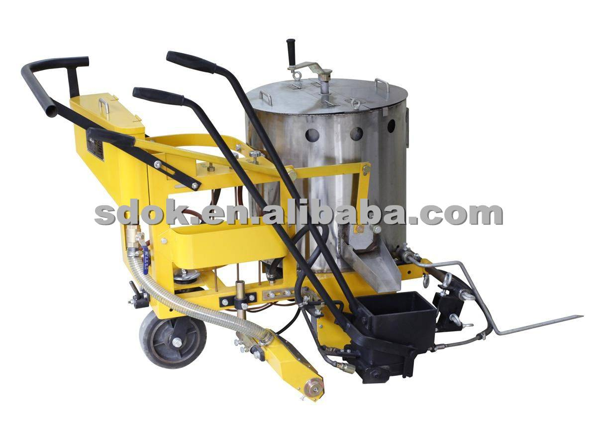 Crack sealing machine,2015 Newest Chinese manufacturer Asphalt road crack sealing machine for sale