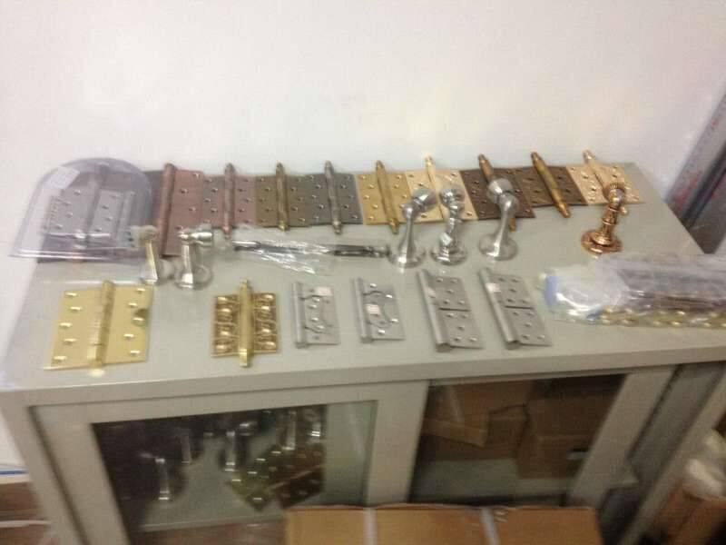 Door and window accessories Hardwares, Handle Hinges Lock