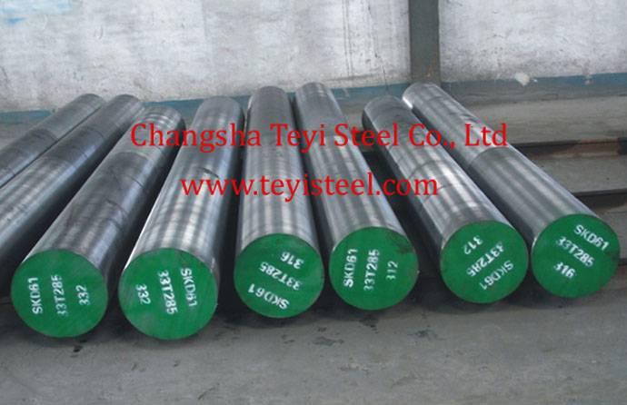 SKD61 alloy steel round bar
