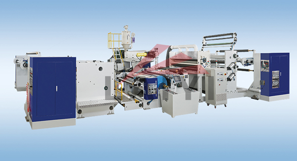 LY-ASP Single Side Release Paper Extrusion Lamination Machine