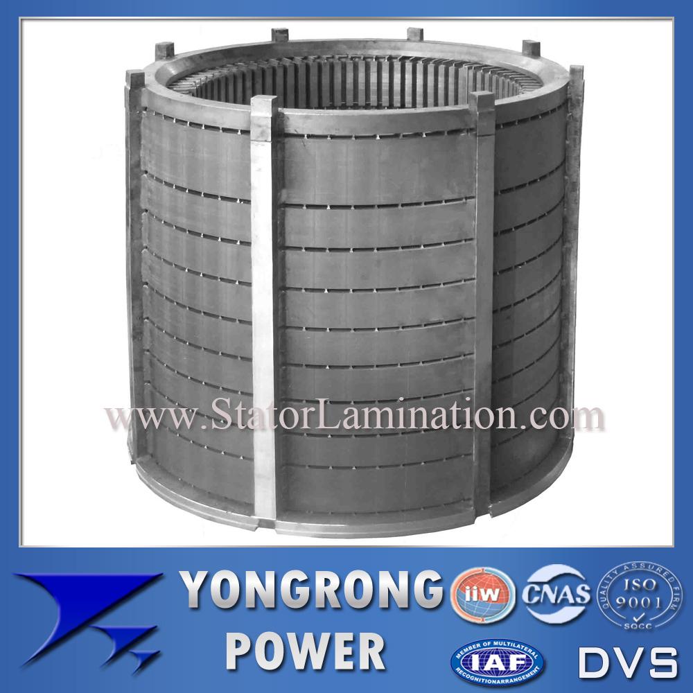 IE3 Efficiency HV Electric Motor Stator Core