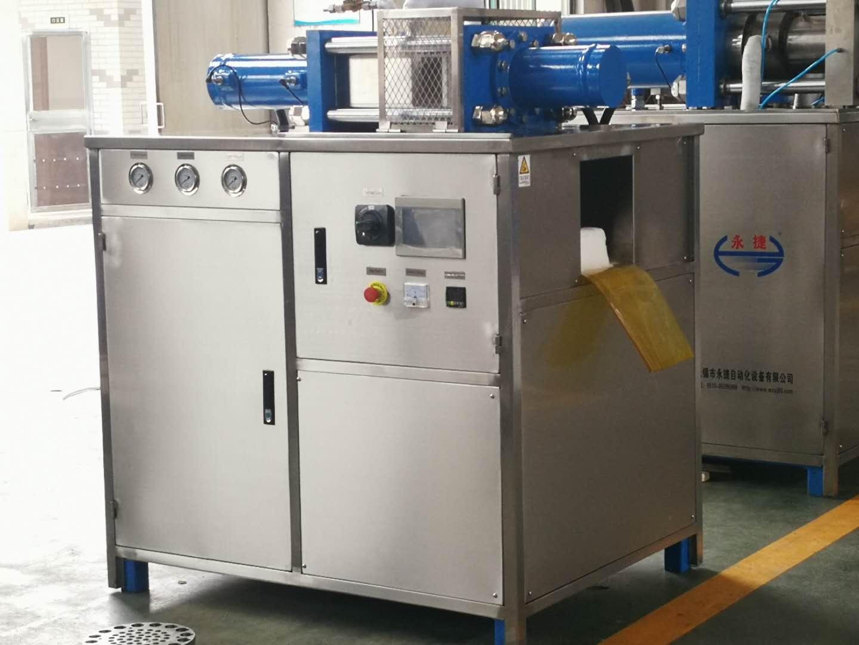 500kg dry ice tube machine/block making machine dry ice