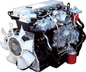 ISUZU 4HF1 Diesel Engine For Vehicle Application