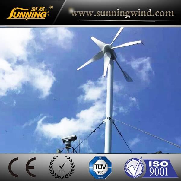 hot sell 600W 24V wind power generator