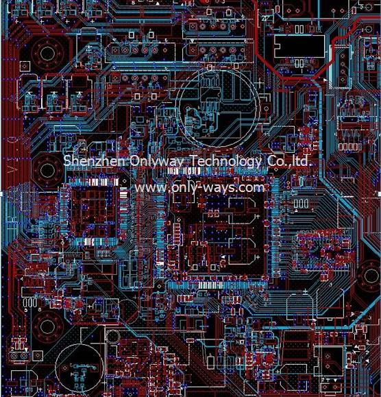 tachograph products pcb design,pcb layout