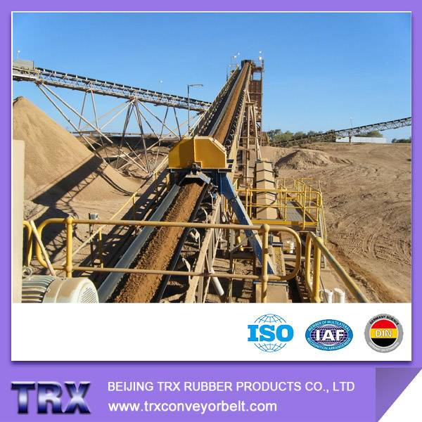Iron ore conveyor belt china supplier