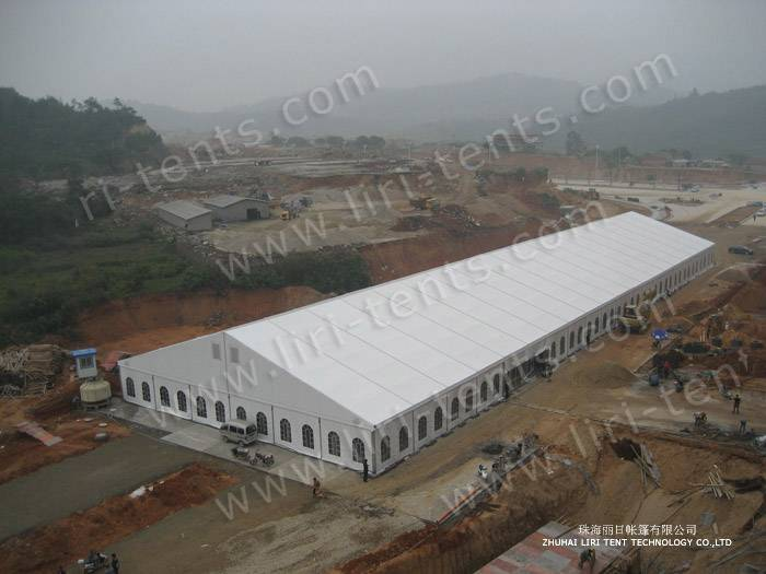30x100m Big Exhibition Tent for Trade Show and Exhibition